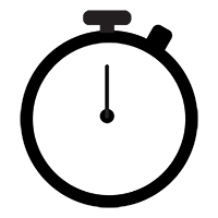 Free Stopwatch Vector Icon