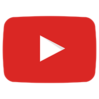 Free YouTube Logo Vector Icon