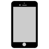 Free iPhone Vector Icon